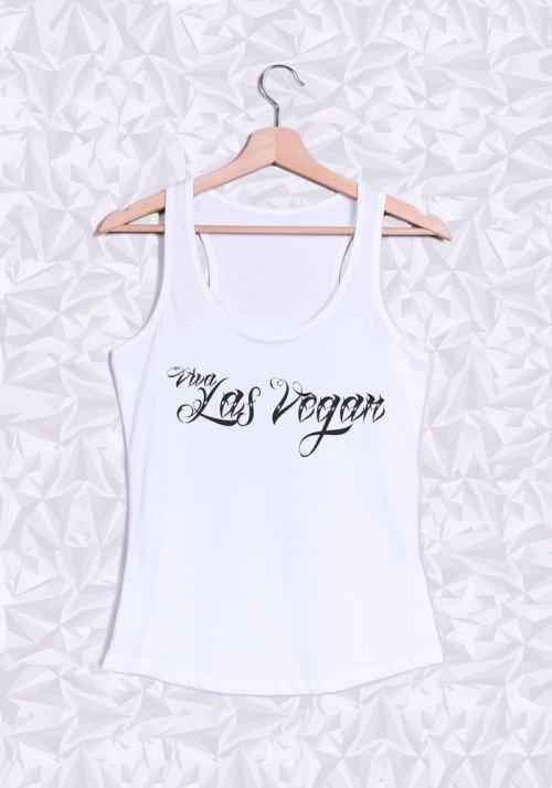 Viva Las Vegan Débardeur Femme