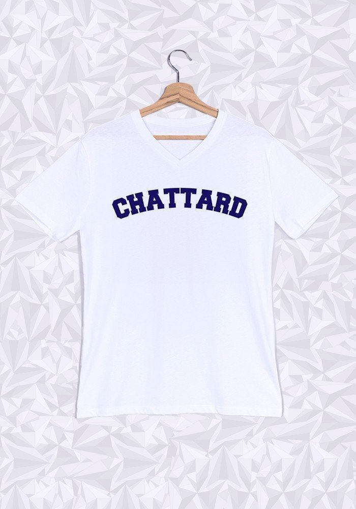 Tshirts Homme Chattard