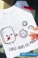 Coloriage savon VS virus - T-shirt Enfant