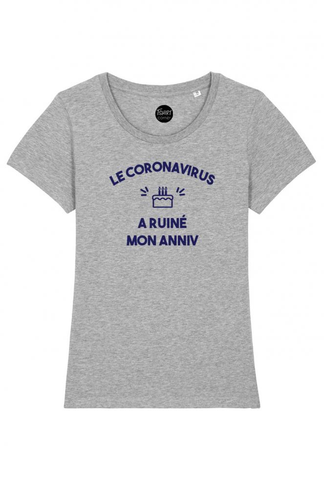 Personnalisé passé mon anniversaire Lockdown Femmes T-shirt quarantaine pour femme cadeau top