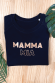 Sweat Femme Mamma Mia - Or rose