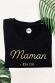 T-shirt femme - Maman en Or