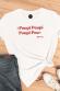 T-shirt Femme dewey - Poupi Poupi Poupi Pou