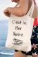 Tote Bag La mer Noire