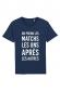 On prend les matchs les uns après les autres - T-shirt Homme