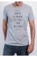 Arrêtez de prendre T-shirt Homme Col Rond