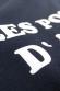 T-shirt Femme - Les Potins d'abord - Effet velours