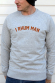 I RHUM MAN - Sweat Homme