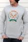 Sweat homme - Tshirt Corner x Tennis Legend - La chaaatte Tennis Academie