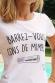 Con de mimes - T-shirt Femme