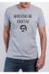 Moustache Gracias - T-shirt Homme - Vide Dressing
