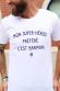 T-shirt - mon super-héros préféré c'est barman