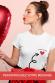 Box Ballon Fête des mères. avec T-shirt personnalisable