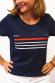 T-shirt Femme - Supporter France (non officiel)