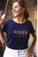 T-shirt femme - Rosé s'il vous plait