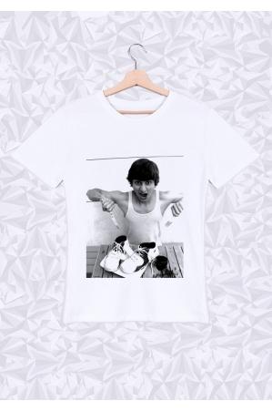 Mange tes Pompes  T-shirt Homme Col Rond