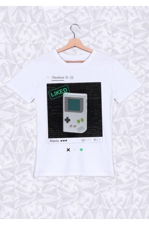 Tinedeure Mario  T-shirt Homme Col Rond