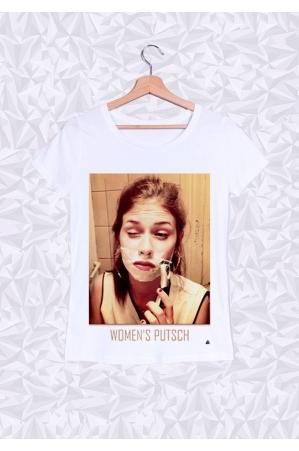 Women Putsch T-shirt Femme Col Rond