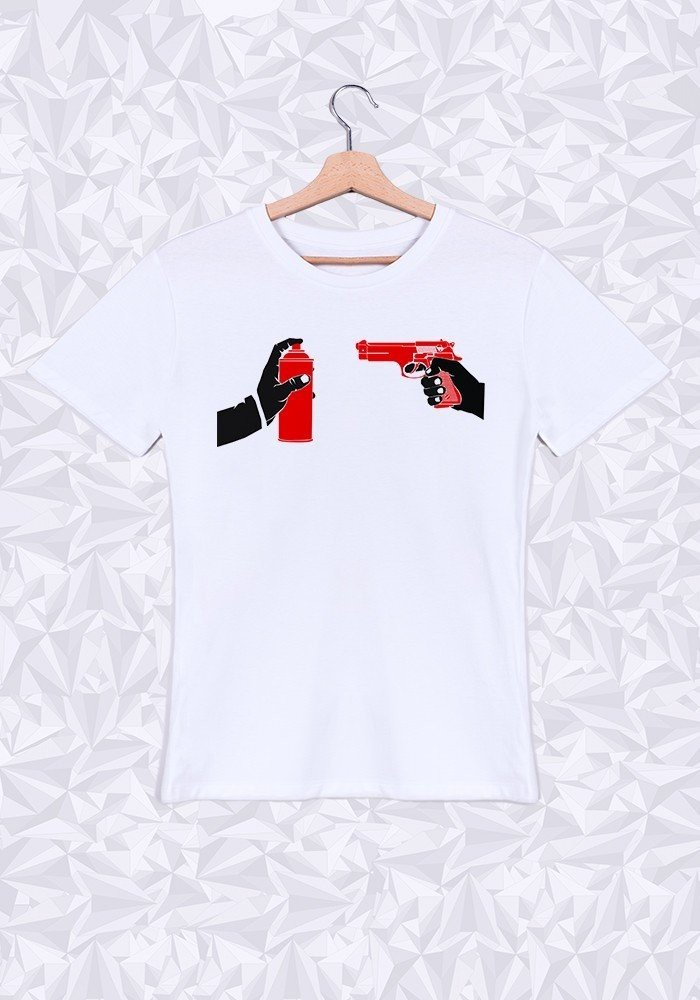 Tshirts Homme Art War Just Hands