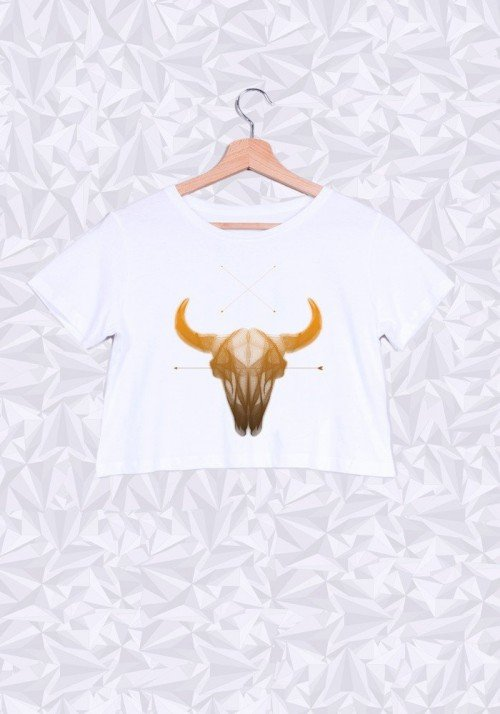 Crop Top Buffalo