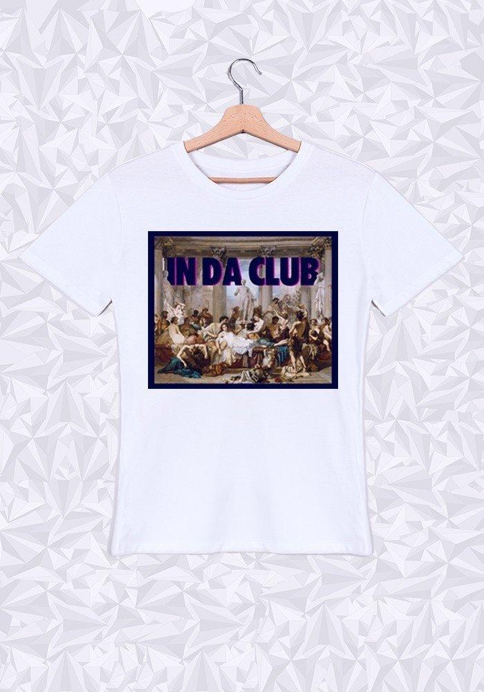 Tshirt Homme In Da Club