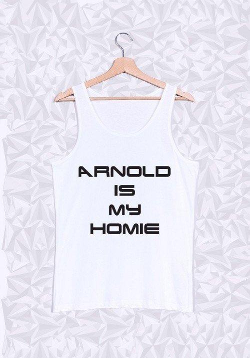 Arnold is My Homie Débardeur Homme