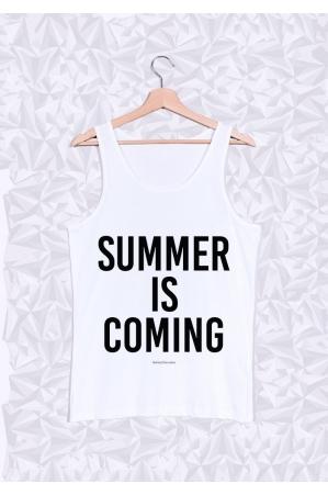 Summer is coming Débardeur Homme