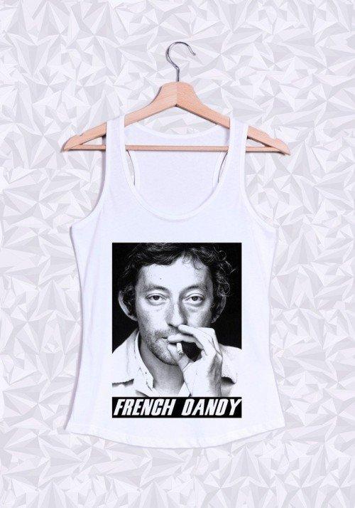 French Dandy Debardeur Femme