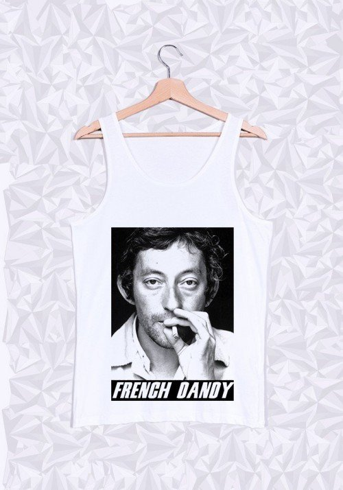 French Dandy Débardeur Homme