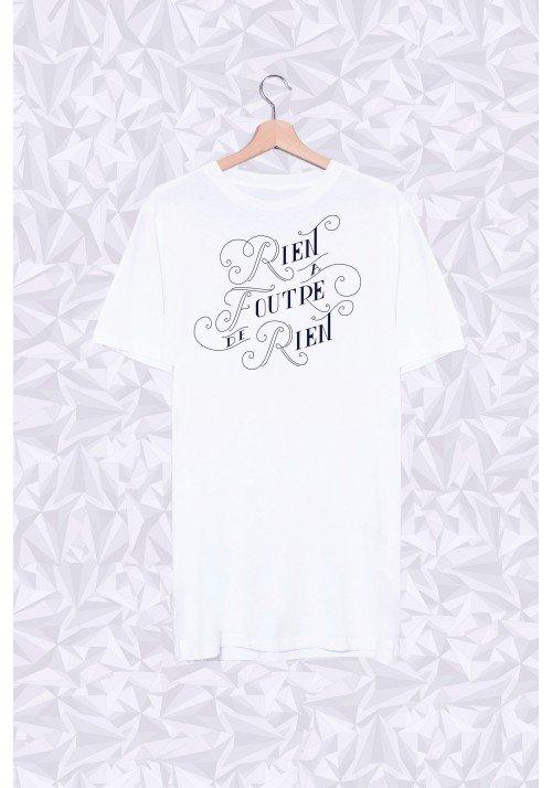 Rien à foutre de rien Long Shirt
