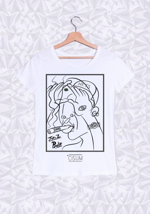 Tshirts Femme Jay Z Picasso