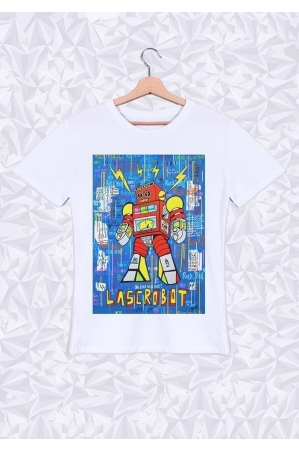 Rock Bot  T-shirt Homme Col Rond