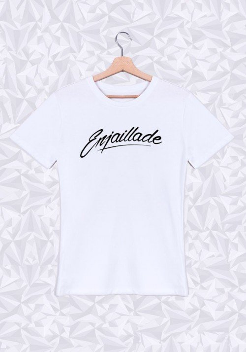 Enjaillade T-shirt Homme col rond