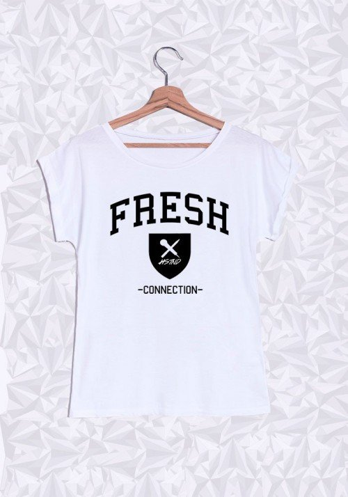 Fresh Connection T-shirt Femme