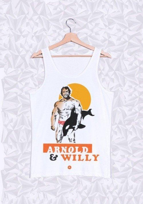 L'Arnold Débardeur Homme