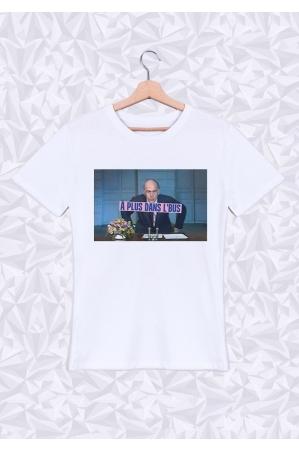 A plus dans le Bus T-shirt Homme Col Rond