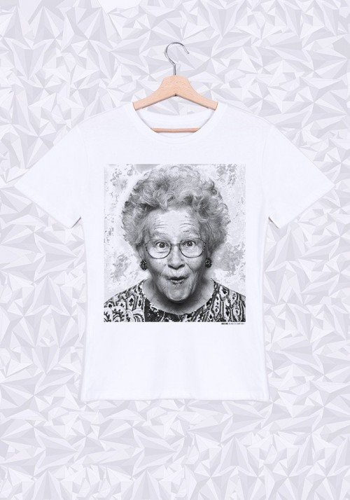 Jocelyne  T-shirt Homme Col Rond