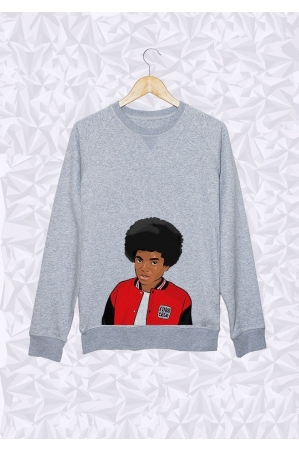 Michael Jackson Afro Buste - Sweat Homme