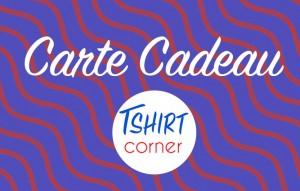 Carte Cadeau Tshirt Corner Hiver
